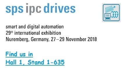 Fiera SPS IPC Drives Nuremberg 2018