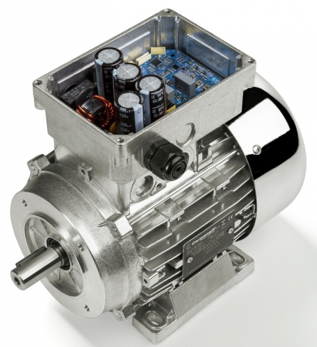 ALFAVERT: new motor with integrated board fitted inside the termianl box